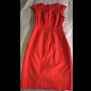 Banana Republic Red Dress- Size 0